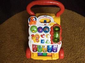 Vtech First Steps Baby Walker.