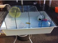 Very large syrian hamster cage