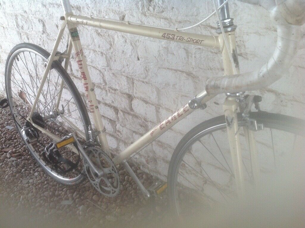 British Eagle tri-sport 453reynolds men's road racer racing bike, in good  order | in Chester, Cheshire | Gumtree