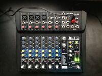 Zephyr 8-channel mixer