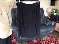 Jaeger Black Skirt