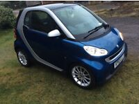 Smart Fortwo MHD 1.0 - Great little car, very cheap to run