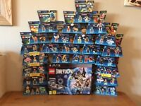 Used Lego dimensions game bundle (PS3)