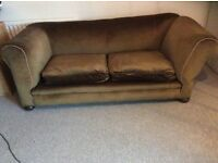 Antique/ vintage sofa/ Day bed!!!! Open in offer!!!!!