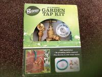 Outdoor tap kit