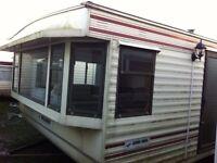 Willerby Leven FREE DELIVERY 35x12 2 bedrooms 2 bathrooms Scotlands largest static caravan dealer