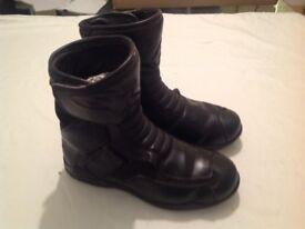 Alpine stars boots