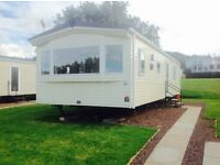 Cheap Static Caravan for sale with double glazing & gas central heating 2012 model