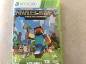 Minecraft Xbox 360 edition - brand new