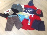 New Marks and Spencer Baby Boy Bundle 6-9 Months