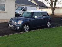 2010 Mini Cooper D 1.6 diesel 6 speed £30 road tax a real eyecatcher