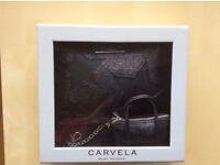 BNWT Carvella Black Bag with Matching Purse