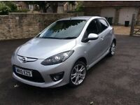 2010 Mazda 2 1.5 Sport 5dr in Met Silver - Only 19,000 Miles From New