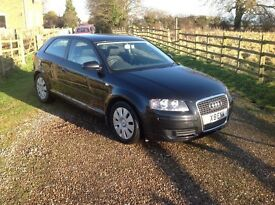 Audi A3 1.9 tdi 3 door £30 tax