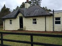 Cottage to rent with 3 bedrooms in rural location