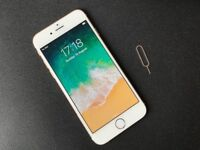 Apple iPhone 6 16gb gold Unlocked mint condition