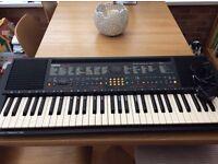 Yamaha PR83 Keyboard