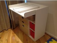 Very good condition Changing table