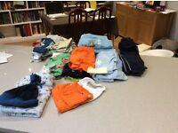 Baby boys clothes bundle 6-12 months - 46 items