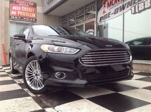 2016 Ford Fusion SE Navigation AWD!