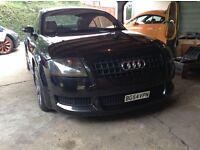 Audi TT 3.2 rare manual,2004 votex bodykit,custom exhuast,low miles,remap