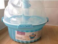 Lakeland carousel cupcake carrier