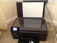 Black HP Printer 1