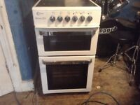Ceramic top cooker,by flavel,£100.00