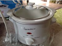 Slow cooker 1.5 litre