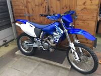 Yamaha wr 250 low miles