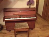 Zender piano,very good condition,