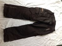 Motorcycle Jacket, Trousers and Helmet for sale £25.