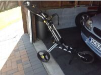 ICart One Golf Trolley
