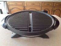 George Forman freestanding grill