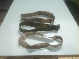 Army belts