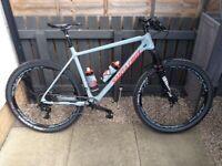Santa Cruz highball carbon fibre xc mountain bike 2020.