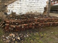 Approx 3,000 reclaimed bricks free if you can load and collect (Mirfield area)