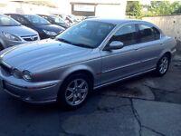 2002/52 jaguar x-type 2099cc , manual , excellent car , new mot £22