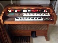 Vintage Galanti Organ