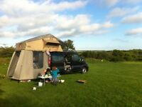 Expedition roof tent - 4 man