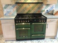 Leisure Rangemaster 110 Gas Cooker, excellent condition, available immediately.