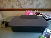 hp deskjet 1050 all-in-one printer scanner,copier.