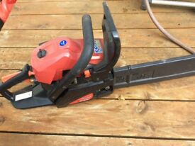 Mountfield chainsaw good condition used 2-3 times