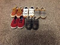 Toddler first shoes