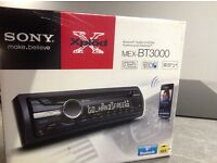 Sony car audio system