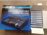 Vintage Ferguson Computer dedicated cassette recorder