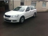 BARGAIN 2009 SKODA OCTAVIA SERVICE HISTORY RELIABLE CAR PX WELCOME £1595