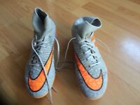 Football boots Nike hypervenom