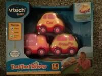 Toot Toot Girls Cars (Brand New)