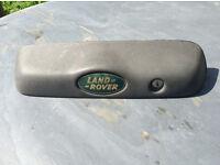 Freelander Tailgate Handle
